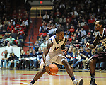 Ole Miss' Terrance Henry (1) vs. Mississippi State at the C.M. &quot;Tad&quot; Smith Coliseum in Oxford, Miss. on Wednesday, January 18, 2012. .