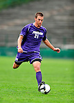 13 September 2009: University of Portland Pilots' midfielder Jarad vanSchaik, a Junior from Tualatin, OR, in action against the University of New Hampshire Wildcats in the second round of the 2009 Morgan Stanley Smith Barney Soccer Classic held at Centennial Field in Burlington, Vermont. The Pilots defeated the Wildcats 1-0 and inso doing were the Tournament Champions for 2009. Mandatory Photo Credit: Ed Wolfstein Photo