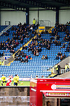 Oxford United 1 Accrington Stanley 2, 20/02/2016. Kassam Stadium, League Two. Oxford's home ground is the Kassam Stadium in Oxford and has a capacity of 12,500. United moved to the stadium in 2001 after leaving the Manor Ground, their home for 76 years. Photo by Simon Gill.