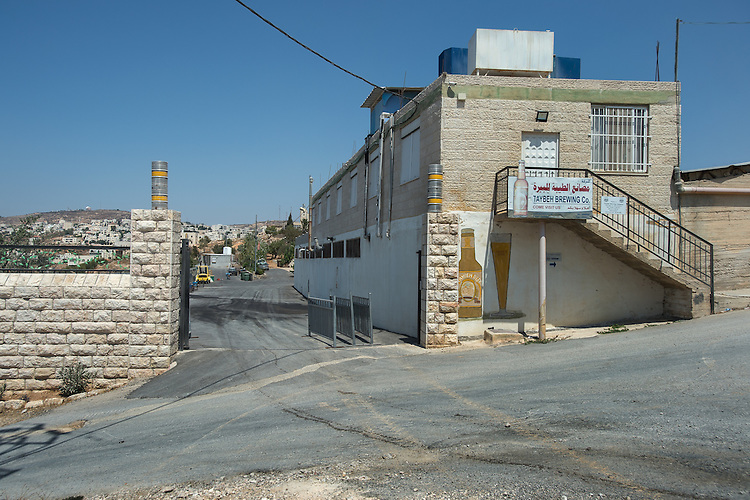 PALESTINE Taybeh, West Bank<br /> <br /> Taybeh Brewery Company:<br /> <br /> The brewery.