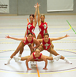 LBS-Aerobic Cup 2002, Niederstotzingen (Germany).TSV Hofherrenweiler, LBS-Aerobic-Cup.