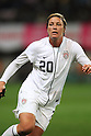 Abby Wambach (USA), .April 1, 2012 - Football / Soccer : .KIRIN Challenge Cup 2012 .Match between Japan 1-1 USA .at Yurtec Stadium Sendai, Miyagi, Japan. .(Photo by Daiju Kitamura/AFLO SPORT) [1045]..