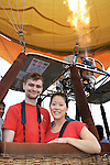 20111206 Hot Air Balloon Cairns 06 December