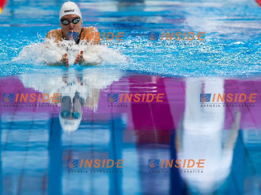 PASUKAN Emina BIH<br /> London, Queen Elizabeth II Olympic Park Pool <br /> LEN 2016 European Aquatics Elite Championships <br /> Swimming<br /> Women's 50m breaststroke preliminary<br /> Day 13 21-05-2016<br /> Photo Giorgio Perottino/Deepbluemedia/Insidefoto