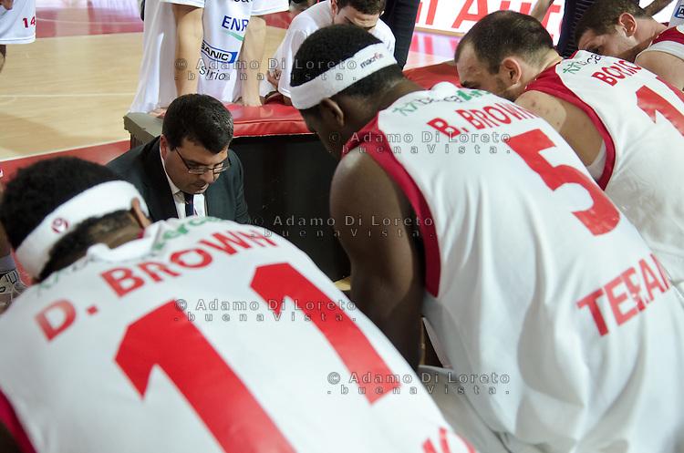Teramo 27/12/2011 Campionato di Lega A1 Basket 2011/2012: BASKET LEGA A1 BANCA TERCAS TERAMO VS ACEA ROMA