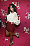 """BET's Alexis Attends """"BLACK GIRLS ROCK!"""" Honoring legendary singer Patti Labelle (Living Legend Award), hip-hop pioneer Queen Latifah (Rock Star Award), esteemed writer and producer Mara Brock Akil (Shot Caller Award), tennis icon and entrepreneur Venus Williams (Star Power Award celebrated by Chevy), community organizer Ameena Matthews (Community Activist Award), ground-breaking ballet dancer Misty Copeland (Young, Gifted & Black Award), and children's rights activist Marian Wright Edelman (Social Humanitarian Award) Hosted By Tracee Ellis Ross and Regina King Held at NJ PAC, NJ"""