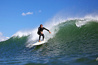 Surfer: Bob Morgan. Photo: Dustin Turin