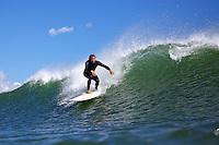 Surfer: Bob Morgan. Photo: Dustin Turin