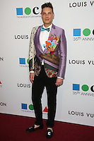 LOS ANGELES, CA, USA - MARCH 29: Cameron Silver at the MOCA's 35th Anniversary Gala Presented By Louis Vuitton held at The Geffen Contemporary at MOCA on March 29, 2014 in Los Angeles, California, United States. (Photo by Celebrity Monitor)