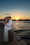 Amy & Chris Wedding - Beach Front