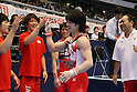 Kohei Uchimura (JPN), JULY 2nd, 2011 - Artistic gymnastics : Japan Cup 2011 .Men's Team Competition Horizontal Bar at Tokyo Metropolitan Gymnasium, Tokyo, Japan. (Photo by YUTAKA/AFLO SPORT)