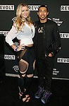 Revolt's TV Paige O'Donnell and Lawrence Jackson :Arrivals for REVOLT presents an exclusive performance by recording artist Drake Held at Time Warner Studios During Super Bowl Weekend 2014
