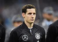 FUSSBALL INTERNATIONAL TESTSPIEL in Muenchen in der Allianz Arena Deutschland - Italien    29.03.2016  Sebastian Rudy (Deutschland)