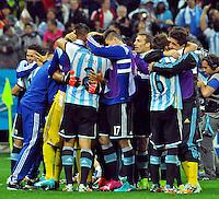 Argentina (ARG) vs Holanda (NED) FIFA Brasil 2014, 09-07-2014