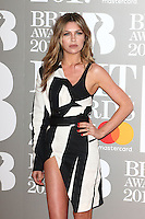 FEB 22 The BRIT Awards, arrivals