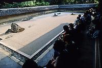Ryoan-ji temple Kyoto Japan photos