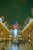 Grand Central Terminal, New York City, NY, interior