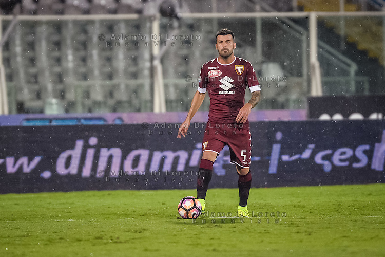 Bovo Cesare (Torino) during the Italian Serie A football match Pescara vs Torino on September 21, 2016, in Pescara, Italy. Photo di Adamo Di Loreto/BuenaVista*photo
