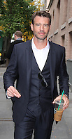 OCT 20 Scott Foley Seen at The View