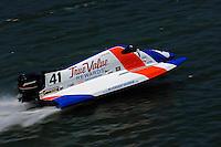 2007 Augusta Champ Boat