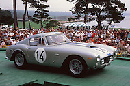 August 26th, 1984. 1961 Ferrari 250 GT Berlinetta. This car won the Tour de France in 1962 with Pierre Noblet.