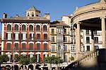 Plaza del Castillo Square, Pamplona, Navarra, Spain