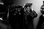 during Commencement Exercises for Naples High School at Germain Arena on May 29, 2009. Three-hundred and twenty seniors from Naples received their diploma on Friday. Greg Kahn/Staff