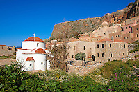Otrthodox Church of Monemvasia (  ),   Peloponnese, Greece