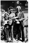 Buddy Guy and Eric Clapton, London 1969