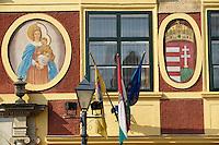 Old Town Hall K?szeg Hungary