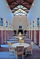 Michael Graves: San Juan Capistrano Library--Reading Room.  Photo '86.