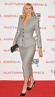 Tania Bryer at the &quot;Nocturnal Animals&quot; 60th BFI London Film Festival Headline gala screening, Odeon Leicester Square cinema, Leicester Square, London, England, UK, on Friday 14 October 2016.<br /> CAP/CAN<br /> &copy;CAN/Capital Pictures /MediaPunch ***NORTH AND SOUTH AMERICAS ONLY***