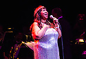 Aretha Franklin performing at the New Jersey Performing Arsts Center in Newark, NJ, Saturday, March 30, 2013.