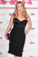 LONDON, UK. November 24, 2016: Sally Ann Matthews at the 2016 ITV Gala at the London Palladium Theatre, London.<br /> Picture: Steve Vas/Featureflash/SilverHub 0208 004 5359/ 07711 972644 Editors@silverhubmedia.com