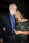 "Lisa Taylor and husband attends the New York Premiere of  HBO's ""About Face: Supermodels Then and Now"" on July 17, 2012 at The Paley Center for Media in New York City. This was filmed by Timothy Greenield-Sanders."