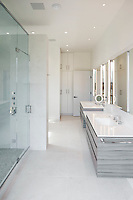 Clean Design Master Bathroom