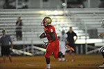 Lafayette High's D.K. Buford (2) runs 52 yards for a touchdown vs. Duval Charter in Oxford, Miss. on Friday, September 7, 2012. Lafayette High won 69-0.
