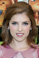 "LOS ANGELES - AUG 5:  Anna Kendrick arrives at the ""ParaNorman"" Premiere at Universal CityWalk on August 5, 2012 in Universal City, CA"
