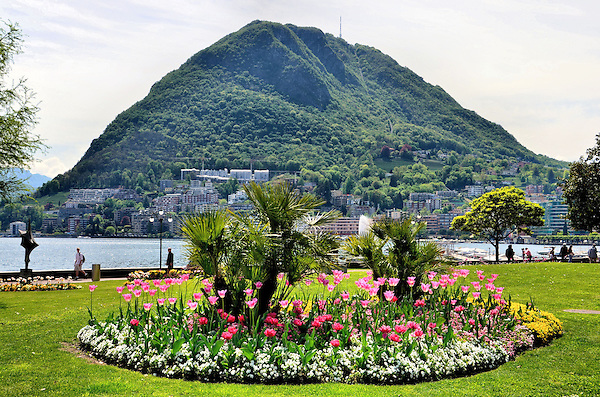 monte san salvatore in lugano switzerland encircle photos. Black Bedroom Furniture Sets. Home Design Ideas