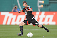 D.C. United defender Daniel Woolard (8) D.C. United defeated Toronto FC 3-1 at RFK Stadium, Saturday May 19, 2012.
