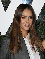 LOS ANGELES, CA - NOVEMBER 02: Jessica Alba attends the Who What Wear 10th Anniversary #WWW10 Experience on November 2, 2016 in Los Angeles, California. (Credit: Parisa Afsahi/MediaPunch).