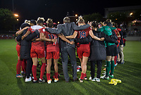 Boyds, MD - Saturday May 20, 2017: Washington Spirit during a regular season National Women's Soccer League (NWSL) match between the Washington Spirit and FC Kansas City at Maureen Hendricks Field, Maryland SoccerPlex.