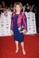 LONDON, UK. October 31, 2016: Ester Rantzen at the Pride of Britain Awards 2016 at the Grosvenor House Hotel, London.<br /> Picture: Steve Vas/Featureflash/SilverHub 0208 004 5359/ 07711 972644 Editors@silverhubmedia.com