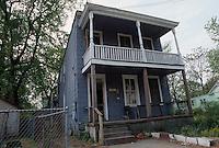 1995 April ..Conservation.Lamberts Point...Acquisitions.Front Exterior.1247 West 37th Street...NEG#.NRHA#..CONSERV: Lambert2 3:14