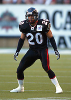 Jonathon Ordway Ottawa Renegades 2003. Photo Scott Grant