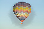 Digital Painting of Hot Air Balloon