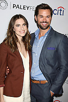 Allison Williams, Andrew Rannells<br />
