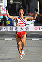 Hideyuki Anzai (Nissin Foods), .January 1, 2012 - Athletics : .New Year Ekiden 2012, 56th All Japan Industrial Ekiden Race .Start & Goal at Gunma Prefecture Goverment, Gunma, Japan. .(Photo by Daiju Kitamura/AFLO SPORT) [1045]