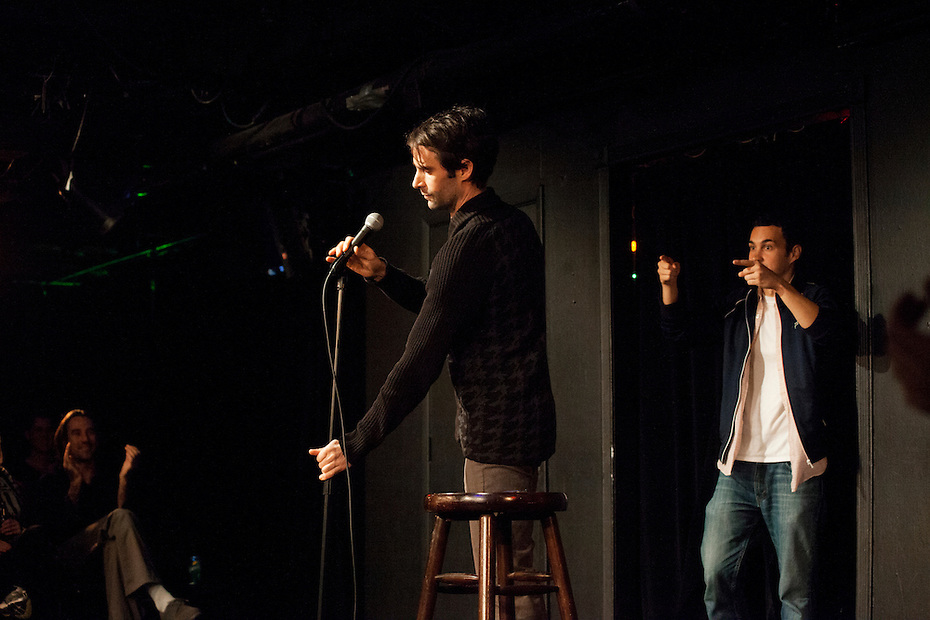 Phil Hanley, Mark Normand - Whiplash - October 15, 2012 - UCB