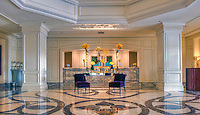 Ritz-Carlton Laguna Niguel CA, Lobby Reception Desk, Dana Point